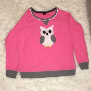 Kensie Owl sweater